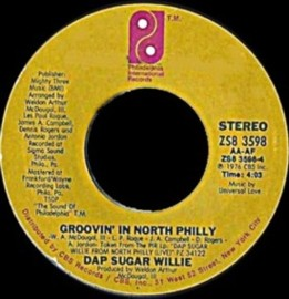 Dap 'sugar' Willie PHILLY DAP SUGAR WILLIE
